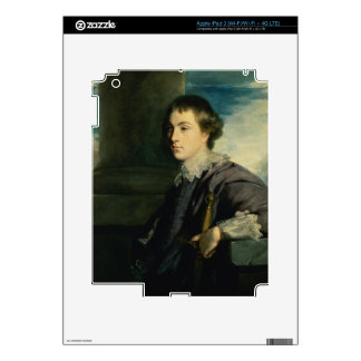 Portrait of John Charles Spencer, Lord Althorp (oi Decals For iPad 3