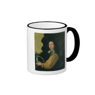 Portrait of John Evelyn Ringer Coffee Mug