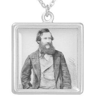 Portrait of John Hanning Speke Pendants