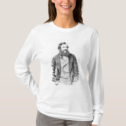 Portrait of John Hanning Speke T-Shirt