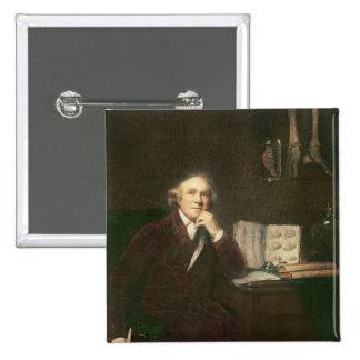 Portrait of John Hunter  after Sir Joshua Pin