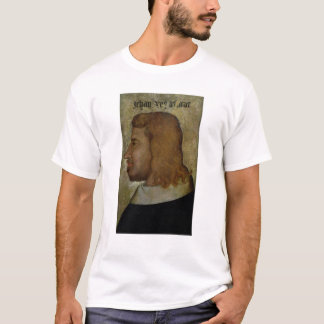Portrait of John II,'the Good'  King of France T-Shirt