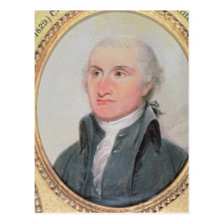 Portrait of John Jay Postcard
