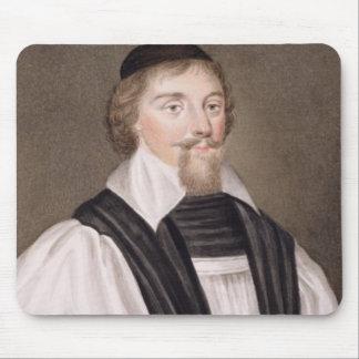 Portrait of John Jewel (1522-71) Bishop of Salisbu Mouse Pad