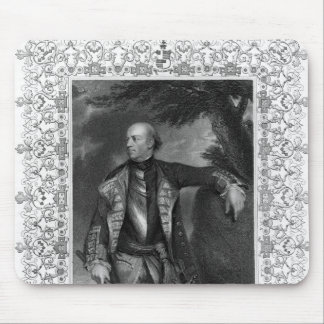 Portrait of John Manners, Marquis of Granby Mouse Pad