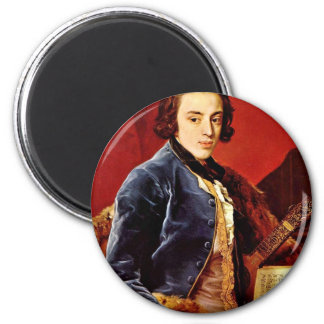 Portrait Of John Marquis Of Monthermer Refrigerator Magnet