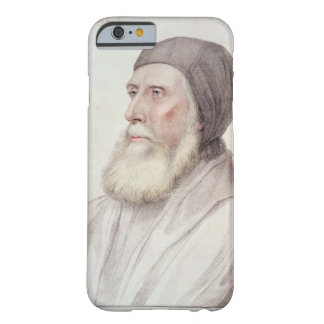 Portrait of John Russell 1st Earl of Bedford (1485 Barely There iPhone 6 Case