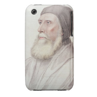 Portrait of John Russell 1st Earl of Bedford (1485 iPhone 3 Cover