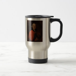 Portrait of John Russell by Thomas Gainsborough 15 Oz Stainless Steel Travel Mug