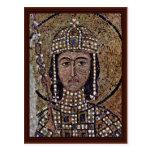 Portrait Of John Son Of Emperor Alexios Ii Postcard