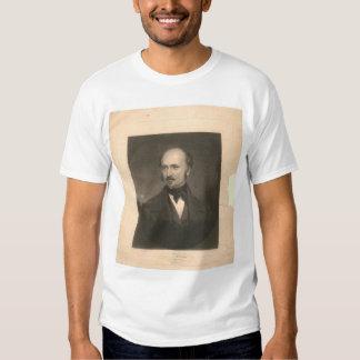 Portrait of John Sutter (1679A) - Unrestored Shirt