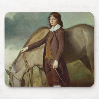 Portrait of John Walter Tempest Mouse Pad
