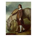 Portrait of John Walter Tempest Postcard