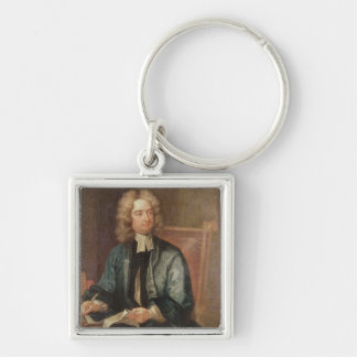 Portrait of Jonathan Swift  c.1718 Keychain