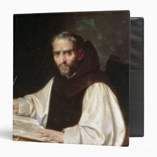 Portrait of Jose de Siguenza, prior and librarian Binder