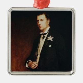Portrait of Joseph Chamberlain, 1886 Metal Ornament