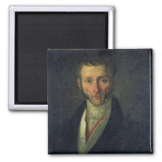 Portrait of Joseph Fouche  Duke of Otranto, 1813 Magnet