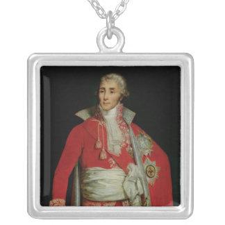 Portrait of Joseph Fouche  Duke of Otranto Pendants