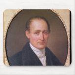 Portrait of Joseph Nicephore Niepce  1854 Mouse Pad