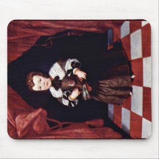 Portrait Of Joseph Orell By Meyer Conrad Mouse Pad