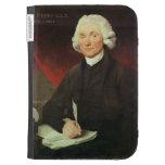 Portrait of Joseph Priestley (1733-1804) Kindle 3 Covers