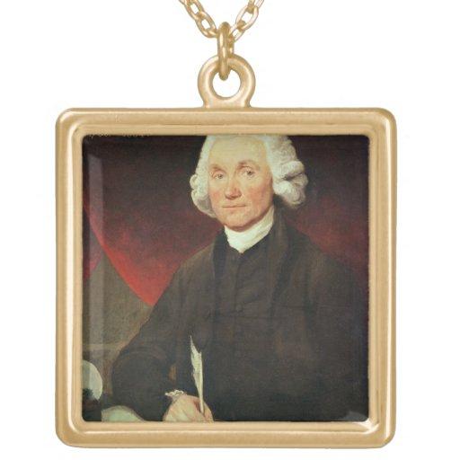Portrait of Joseph Priestley (1733-1804) Jewelry