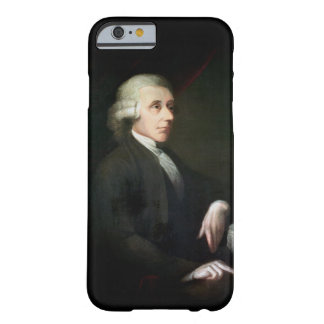 Portrait of Joseph Priestley (1733-1804) (oil on c Barely There iPhone 6 Case