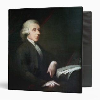 Portrait of Joseph Priestley (1733-1804) (oil on c Binder