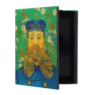 Portrait of Joseph Roulin by Vincent Van Gogh iPad Cover