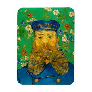 Portrait of Joseph Roulin by Vincent Van Gogh Magnet