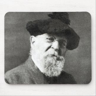 Portrait of Joseph Wolf Mouse Pad