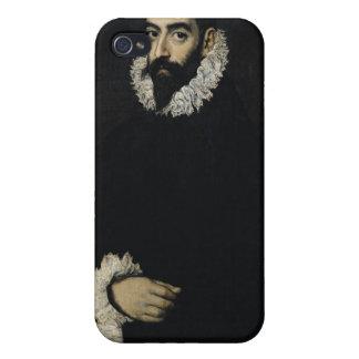 Portrait of Juan Alfonso de Pimentel y Herrera Covers For iPhone 4