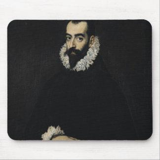 Portrait of Juan Alfonso de Pimentel y Herrera Mouse Pad