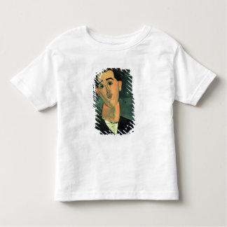 Portrait of Juan Gris (1887-1927) 1915 (oil on can Toddler T-shirt