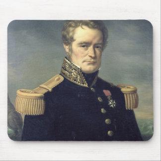Portrait of Jules Dumont d'Urville  1845 Mouse Pad