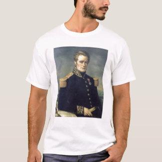 Portrait of Jules Dumont d'Urville  1845 T-Shirt
