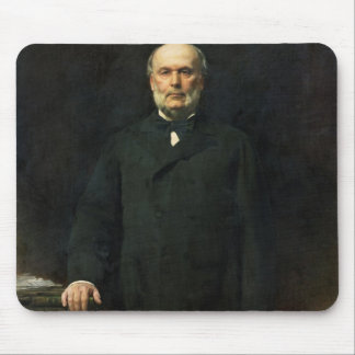Portrait of Jules Grevy  1880 Mouse Pad