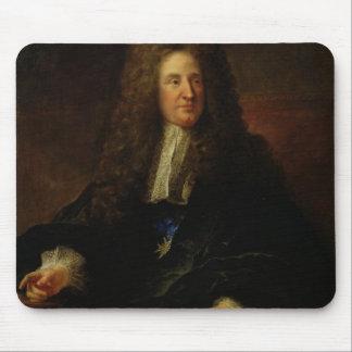 Portrait of Jules Hardouin Mansart Mouse Pad