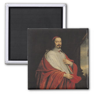 Portrait of Jules Mazarin Magnet
