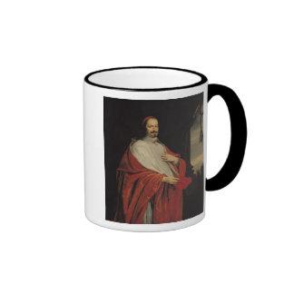 Portrait of Jules Mazarin Ringer Mug