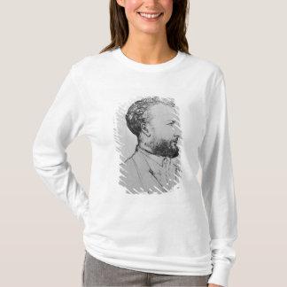 Portrait of Jules Verne  d T-Shirt