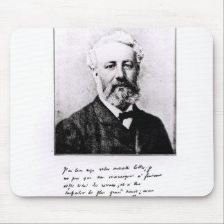 Portrait of Jules Verne Mouse Pad