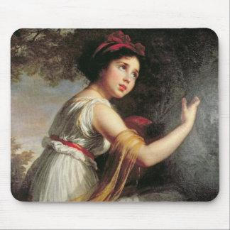 Portrait of Julie Le Brun, c.1797 Mouse Pad