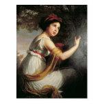 Portrait of Julie Le Brun, c.1797 Postcards