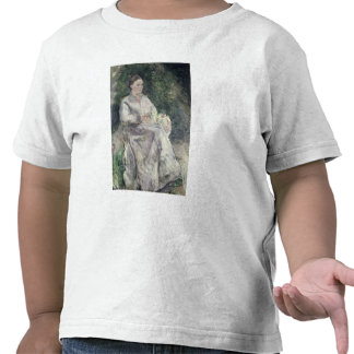 Portrait of Julie Velay, Wife of the Artist Shirts