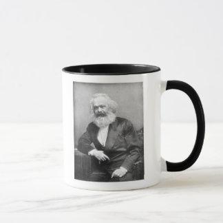 Portrait of Karl Marx Mug