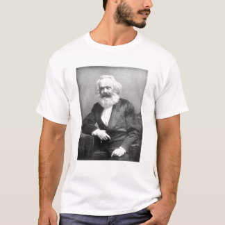 Portrait of Karl Marx T-Shirt