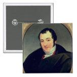 Portrait of Karl Thomas Mozart Pinback Buttons