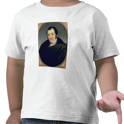 Portrait of Karl Thomas Mozart T-shirts