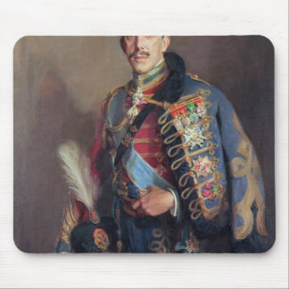 Portrait of King Alfonso XIII of Spain , 1927 Mouse Pad